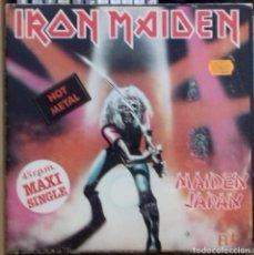 Discos de vinilo: IRON MAIDEN - MAIDEN JAPAN EP, ED. ESPAÑOLA 1981. Lote 178111174