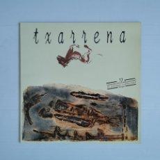 Discos de vinilo: TXARRENA ( BARRICADA ) - TXARRENA LP 1992. Lote 178111520