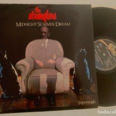 Discos de vinilo: MAXI DISCO VINILO 12'' THE STRANGLERS MIDNIGHT SUMMER DREAM PRIMERA EDICION ESPAÑOLA DE 1983. Lote 178114984