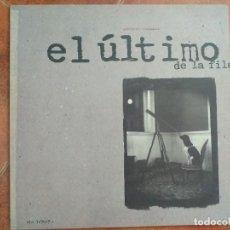 Discos de vinilo: ULTIMO DE LA FILA- ASTRONOMIA RAZONABLE (LP) 1993. Lote 178117377