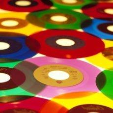 Discos de vinilo: SUPER LOTE 4 SINGLES / CASALS BACH MARCHAS MILITARES FIESTA MAYOR - ENVIO GRATIS. Lote 178124614