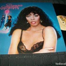 Discos de vinilo: DONNA SUMMER - BAD GIRLS - LP DE 1979 - EDICION ESPECIAL 10 ANIVERSARIO - 1989 .MUY BUEN ESTADO. Lote 178132078