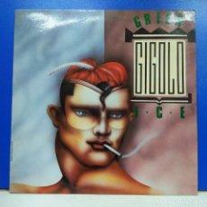 Discos de vinilo: MAXI SINGLE DISCO VINILO GREEN ICE GIGOLO. Lote 178134948