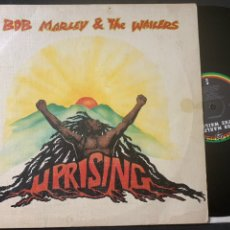 Disques de vinyle: DISCO LP VINILO BOB MARLEY & THE WAILERS UPRISING EDICIÓN ESPAÑOLA DE 1979. Lote 178137343