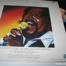 Discos de vinilo: BARRY WHITE - I LOVE TO SING ..LP DE CENTURY FOX RECORDS - - ORIGINAL DE 1979 - U.K. Lote 178138564