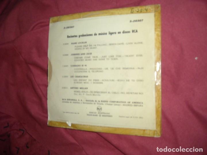 Discos de vinilo: the isley brothers ep open up your heart 1960 rca spa ver fotos raro y dificil ep - Foto 2 - 178149160