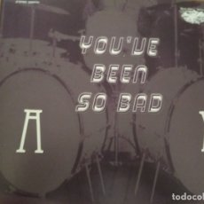 Discos de vinilo: AX YOU'VE BEEN SO BAD MINI LP DIEZ PULGADAS 2010. Lote 178154282