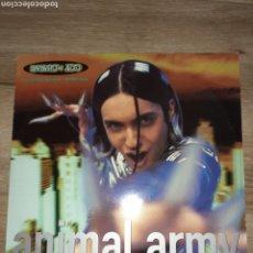 Discos de vinilo: BABYLON ZOO LP, ANIMAL ARMY SPACEMAN. Lote 178154528