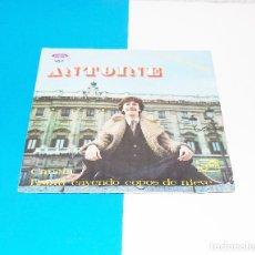 Discos de vinilo: ANTOINE -CANELA & ESTAN CAYENDO COPOS DE NIEVE ----AÑO 1969 ----MINT ( M ). Lote 178156620