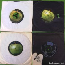 Discos de vinilo: LOTE 4 SINGLES DE PAUL MCCARTNEY (THE BEATLES). Lote 178159478