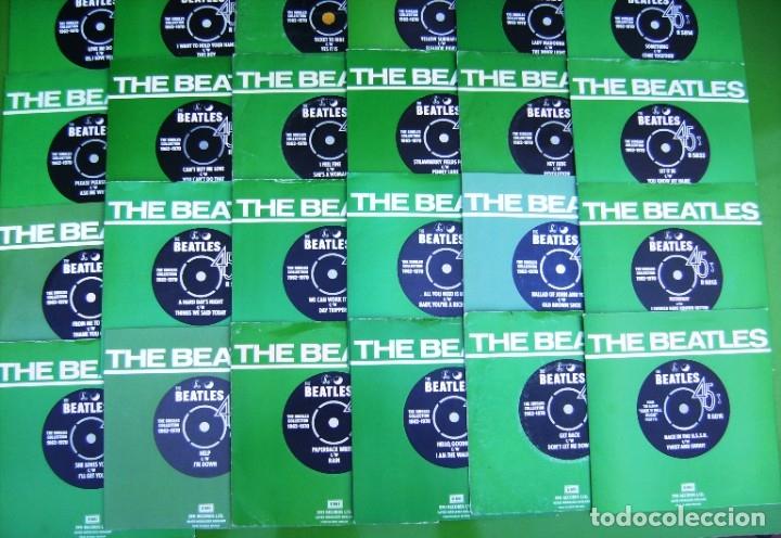 Discos de vinilo: The Beatles - Coleccion de 24 singles y estuche (The Singles Collection 1962-1970) - Foto 2 - 178159933