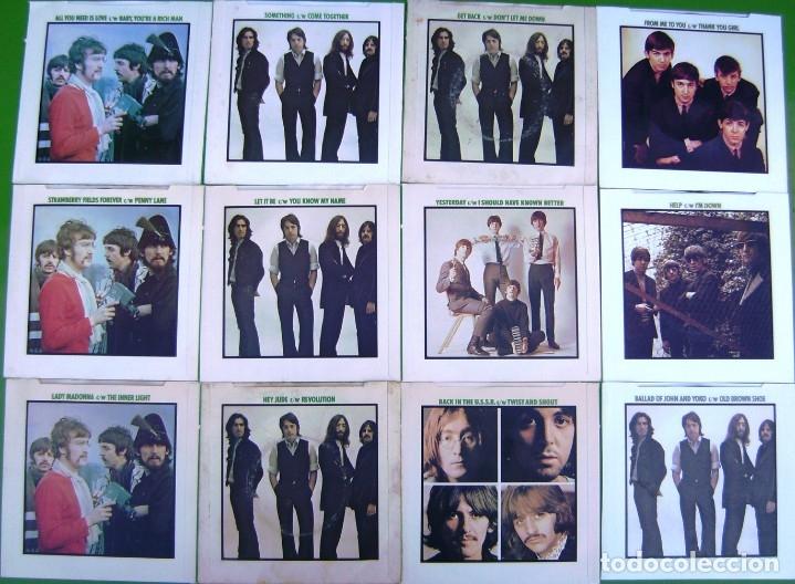 Discos de vinilo: The Beatles - Coleccion de 24 singles y estuche (The Singles Collection 1962-1970) - Foto 5 - 178159933