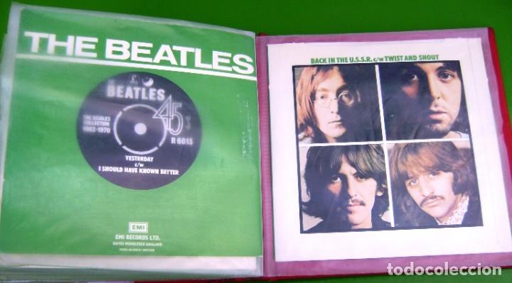 Discos de vinilo: The Beatles - Coleccion de 24 singles y estuche (The Singles Collection 1962-1970) - Foto 8 - 178159933
