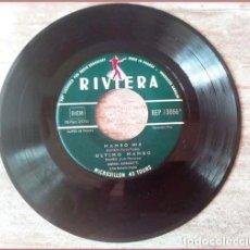 Discos de vinilo: HENRI ROSSOTTI - MAMBO . Lote 178167921