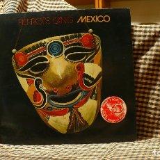 Discos de vinilo: PIERROT'S GANG – MEXICO (VOCAL) / MEXICO (INSTRUMENTAL), CRASH – DS 013, 1984.ITALO-DISCO.. Lote 178172270