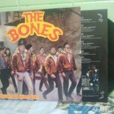 Discos de vinilo: THE BONES PARTNERS IN CRIME.VOL.1. 10 PULGADAS GERMANY 2006 PPETO TOP . Lote 178188058