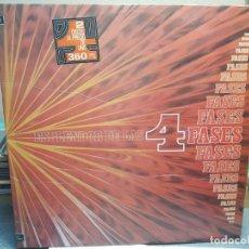Discos de vinilo: DOBLE LP-ESPLENDOR DE LAS 4 FASES - EN FUNDA ORIGINAL AÑO 1972. Lote 178195617