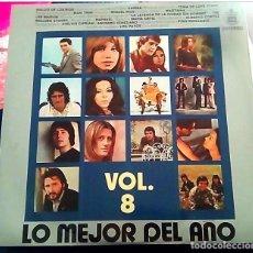 Discos de vinilo: VINILO LO MEJOR DEL AÑO 1971. Lote 178199265