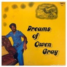 Discos de vinilo: OWEN GRAY - DREAMS OF OWEN GRAY ( JAPAN IMPORT ). Lote 178199895