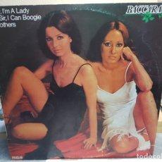 Discos de vinilo: LP-BACCARA- EN FUNDA ORIGINAL AÑO 1977. Lote 178205043