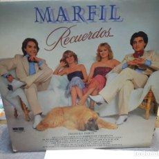 Discos de vinilo: LP-MARFIL- RECUERDOS EN FUNDA ORIGINAL AÑO 1981. Lote 178207942