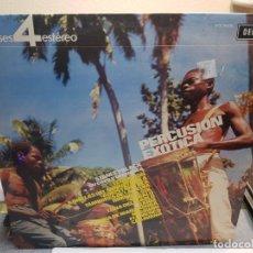 Discos de vinilo: LP-PERCUSION EXOTICA- STANLEY BLACK EN FUNDA ORIGINAL AÑO 1963. Lote 178210505