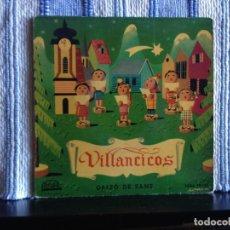 Discos de vinilo: ORFEÓ DE SANS - VILLANCICOS - EP 7' VINILO 1958 (NUEVO SIN USAR). Lote 178214161