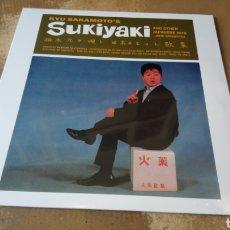 Discos de vinilo: KYU SAKAMOTO–SUKIYAKI AND OTHER JAPANESE HITS. LP VINILO PRECINTADO. Lote 178214532