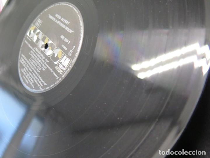 Discos de vinilo: HERB ALPERT - UNDER A SPANISH MOON (LP-Vinilo) AÑO 1988, COMO NUEVO-CALIDAD - Foto 18 - 178216845