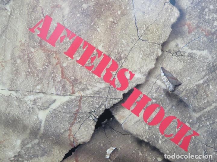 Discos de vinilo: AVERAGE WHITE BAND - AFTERSHOCK (LP-Vinilo) AÑO -1988 COMO NUEVO,CALIDAD - Foto 6 - 178218220