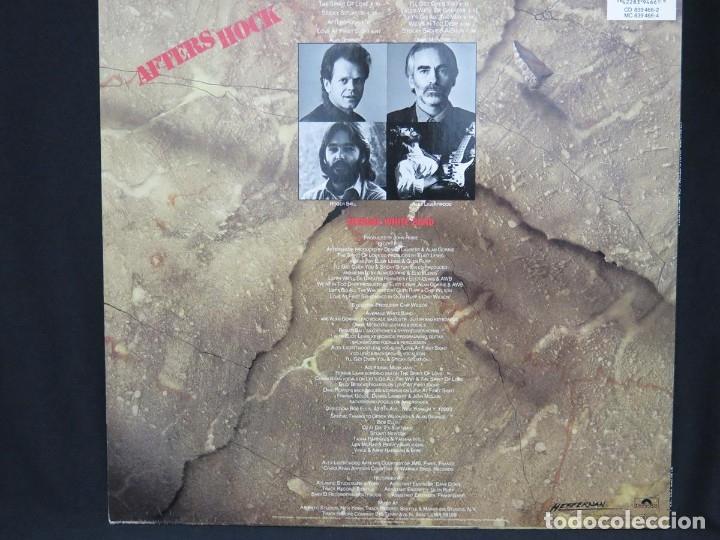 Discos de vinilo: AVERAGE WHITE BAND - AFTERSHOCK (LP-Vinilo) AÑO -1988 COMO NUEVO,CALIDAD - Foto 7 - 178218220