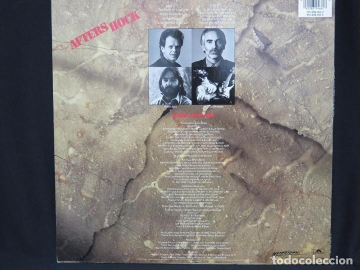 Discos de vinilo: AVERAGE WHITE BAND - AFTERSHOCK (LP-Vinilo) AÑO -1988 COMO NUEVO,CALIDAD - Foto 8 - 178218220