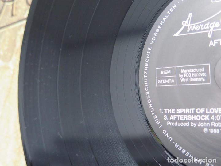 Discos de vinilo: AVERAGE WHITE BAND - AFTERSHOCK (LP-Vinilo) AÑO -1988 COMO NUEVO,CALIDAD - Foto 21 - 178218220