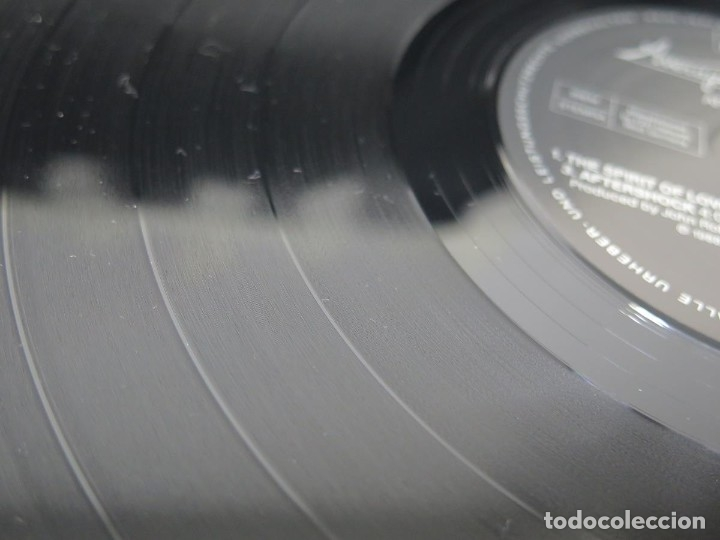 Discos de vinilo: AVERAGE WHITE BAND - AFTERSHOCK (LP-Vinilo) AÑO -1988 COMO NUEVO,CALIDAD - Foto 26 - 178218220