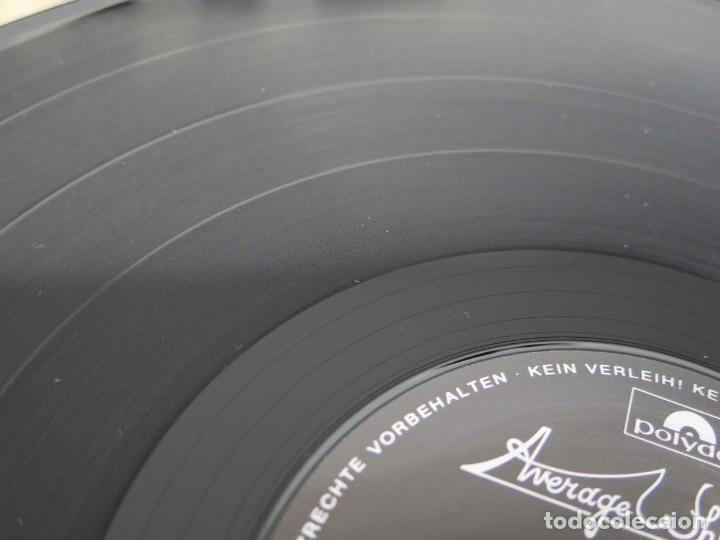 Discos de vinilo: AVERAGE WHITE BAND - AFTERSHOCK (LP-Vinilo) AÑO -1988 COMO NUEVO,CALIDAD - Foto 28 - 178218220