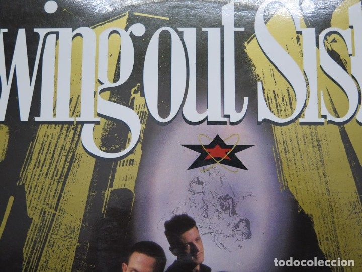 Discos de vinilo: SWING OUT SISTER - IT´S BETTER TO TRAVEL (LP-Vinilo) AÑO -1987 - COMO NUEVO,CALIDAD - Foto 5 - 178219338