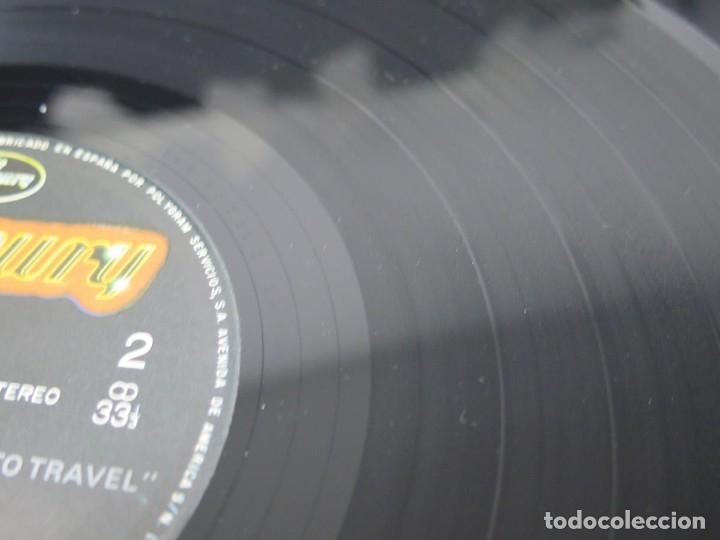 Discos de vinilo: SWING OUT SISTER - IT´S BETTER TO TRAVEL (LP-Vinilo) AÑO -1987 - COMO NUEVO,CALIDAD - Foto 24 - 178219338