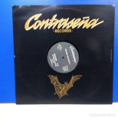 Discos de vinilo: MAXI SINGLE DISCO VINILO TECHNO VALENCIA 3 MEGAMIX. Lote 178220423