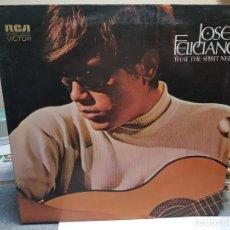 Discos de vinilo: LP-JOSE FELICIANO-THAT THE SPIRIT NEEDS EN FUNDA ORIGINAL AÑO 1971. Lote 178222030