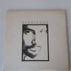 Discos de vinilo: CAT STEVENS - FOREIGNER - ORIGINAL SPAIN 1973 - DISCO MINT!!. Lote 178222658