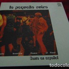 Discos de vinilo: LA PEQUEÑA SUIZA - CANTA EN ESPAÑOL - EP 1999 VINILO BLANCO. Lote 178227690