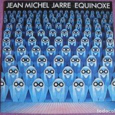Discos de vinilo: LP - JEAN MICHEL JARRE - EQUINOXE (SPAIN, POLYDOR 1978). Lote 178228222