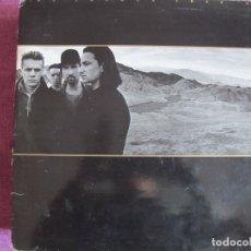 Discos de vinilo: LP - U2 - THE JOSHUA TREE (SPAIN, ISLAND RECORDS 1987, PORTADA DOBLE). Lote 178228476