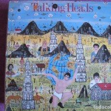 Discos de vinilo: LP - TALKING HEADS - LITTLE CREATURES (SPAIN, EMI RECORDS 1985). Lote 178228745