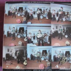Discos de vinilo: LP - TALKING HEADS - THE NAME OF THIS BAND (DOBLE DISCO, GERMANY, SIRE RECORDS 1982). Lote 178228993