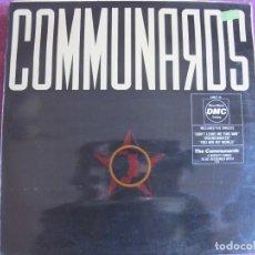 Discos de vinilo: LP - COMMUNARDS - SAME (SPAIN, LONDON RECORDS 1986). Lote 178229255