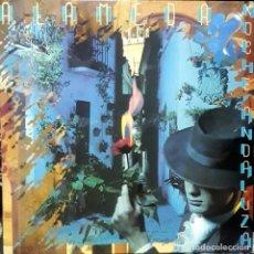 Discos de vinilo: ALAMEDA - NOCHE ANDALUZA . Lote 178229441