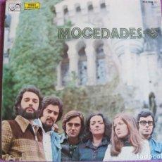 Discos de vinilo: LP - MOCEDADES - 5 (SPAIN, NOVOLA 1974, PORTADA DOBLE). Lote 178230925