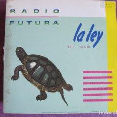 Discos de vinilo: LP - RADIO FUTURA - LA LEY DEL MAR, LA LEY DEL DESIERTO (SPAIN, ARIOLA 1984). Lote 178231502