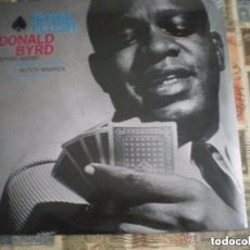 Discos de vinilo: ROYAL FLUSH DONALD BYRD HERBIE HANCONK (DOL-1961) RE EDITADO UE NUEVO PRECINTADO. Lote 178237307
